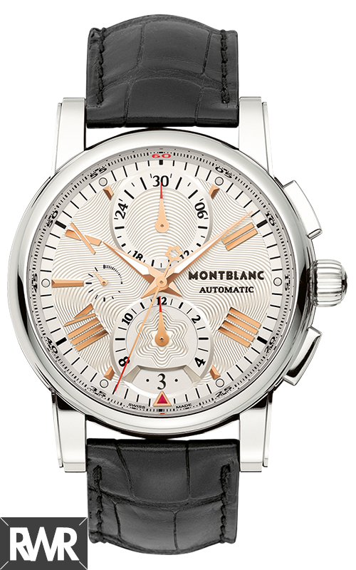 Fake Montblanc Star 4810 Chronograph Automatic 105856