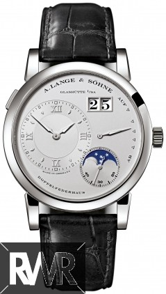 Replica A.Lange&Sone Lange 1 Moonphase Platinum 109.025