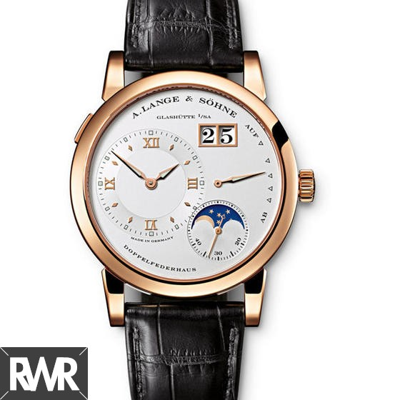 Replica A. Lange & Sohne Lange 1 Moonphase Rose Gold 109.032