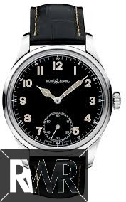 Fake Montblanc 1858 Manual Small Second Mens Watch 113860