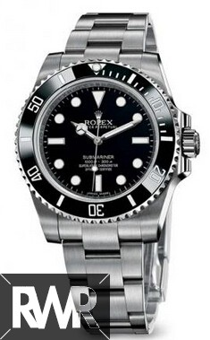 Rolex Submariner Ceramic Bezel 40mm No Date 114060-97200