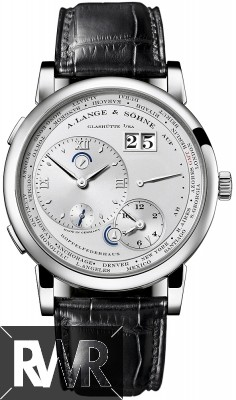A.Lange & Sohne Lange 1 Platinum Mens Watch 116.025 Fake