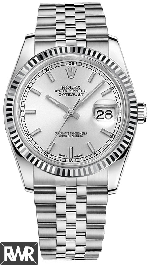 Replica Rolex Oyster Perpetual Datejust 36mm 116234