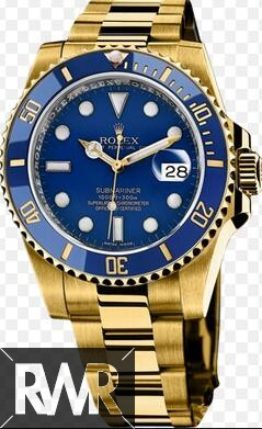Replica Rolex Submariner Date 116618LB-97208