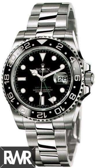Rolex GMT-Master II 116710LN-78200 Watch Replica