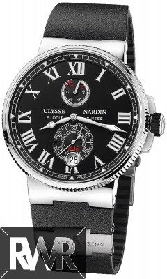 Replica Ulysse Nardin Marine Chronometer Manufacture 45mm 1183-122-3/42 V2