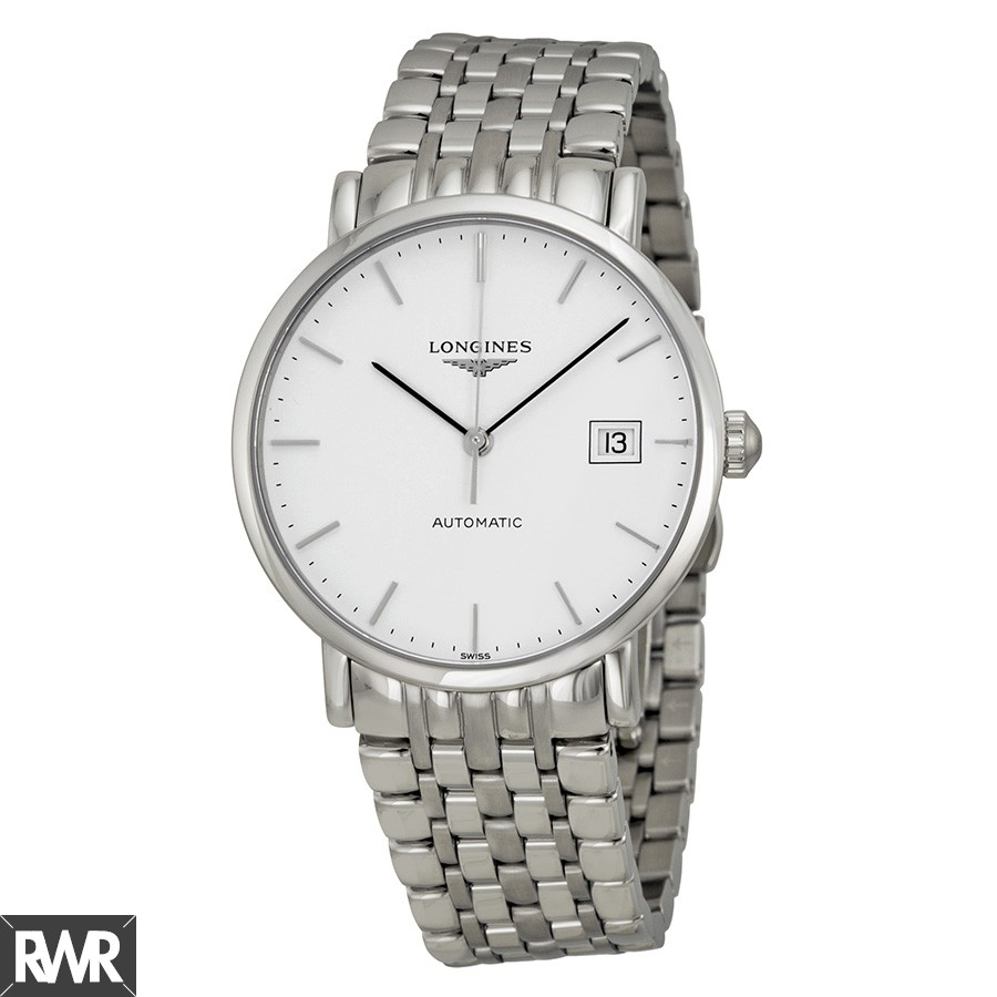 Fake Longines Elegant Automatic 37mm Midsize Watch L4.810.4.12.6