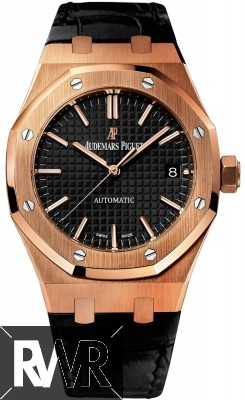 Replica Audemars Piguet Royal Oak Self Winding 37 mm 15450OR.OO.D002CR.01