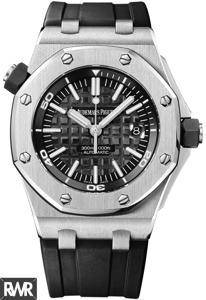 Audemars Piguet Royal Oak Offshore Diver 15703ST.OO.A002CA.01 Replica