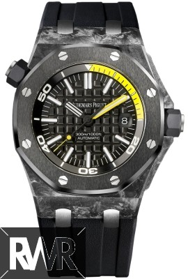 Fake Audemars Piguet Royal Oak Offshore Diver 15706AU.OO.A002CA.01