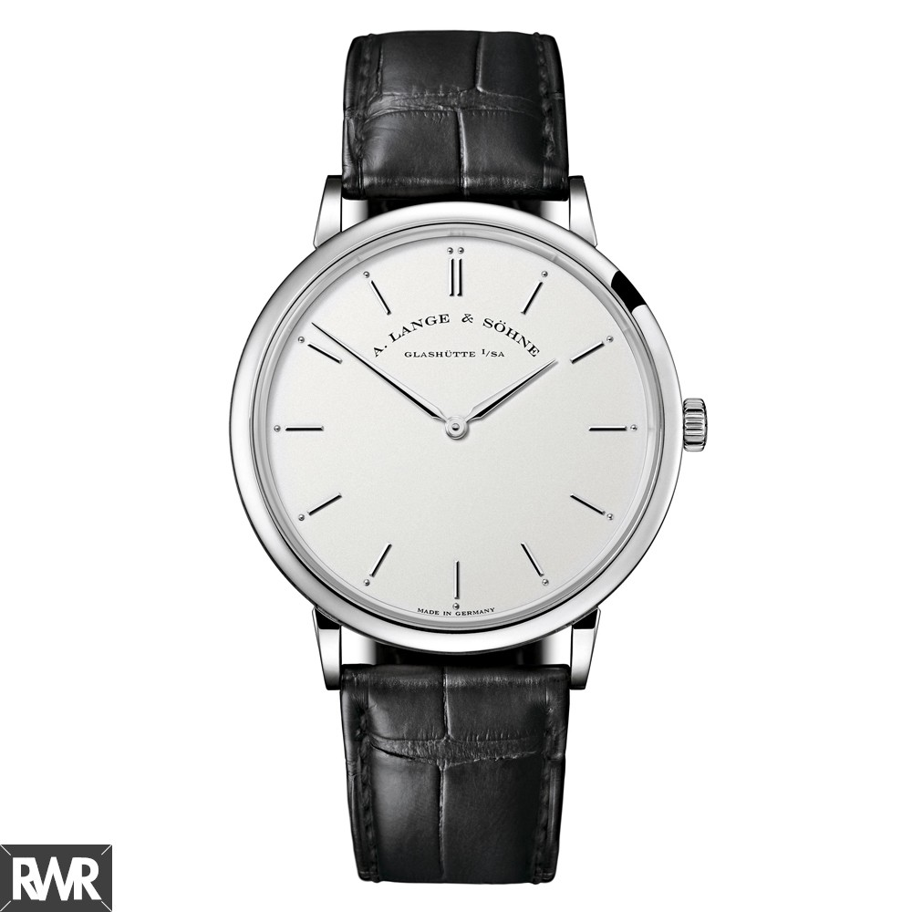 Replica A.Lange & Sohne Saxonia Thin Manual Wind 40mm Mens Watch 211.026