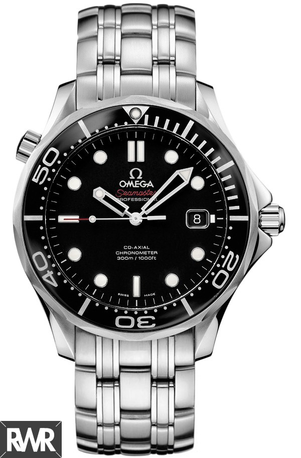 Omega Seamaster Diver 300 M Co-Axial 41mm 212.30.41.20.01.003
