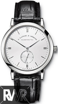 Replica A. Lange & Sohne Saxonia Manual Wind 37mm White Gold 215.026