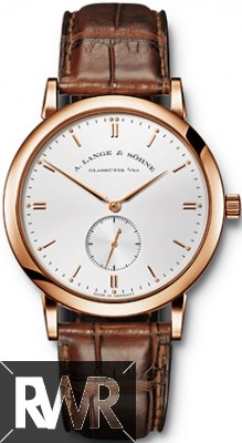 A.Lange & Sohne Saxonia Manual Wind 37mm Rose Gold 215.032 Fake