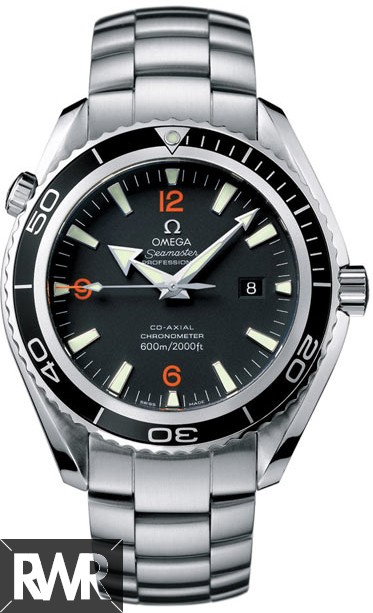 Fake Omega Seamaster Planet Ocean 42mm Mens Watch 2201.51.00