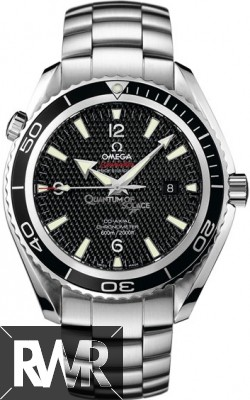 Replica Omega Seamaster Planet Ocean James Bond Mens Watch 222.30.46.20.01.001
