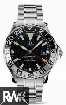 Fake Omega Seamaster 300m GMT Chronometer 2234.50.00