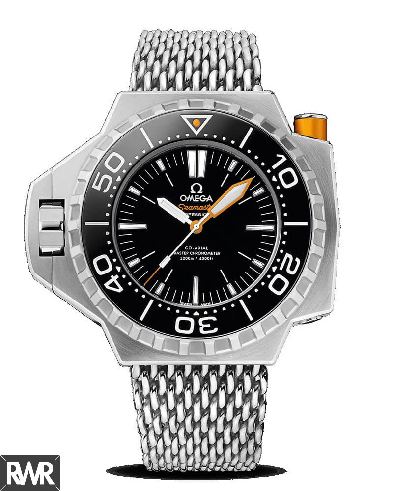 OMEGA Seamaster Ploprof 1200 M Co-Axial Master Chronometer 55 x 48mm fake watch 227.90.55.21.01.001