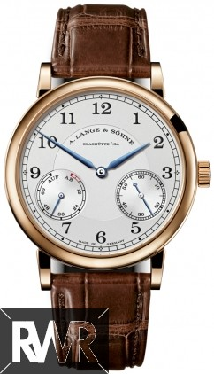 Replica A.Lange & Sohne 1815 UP/DOWN Rose Gold 39mm Men's watch 234.032