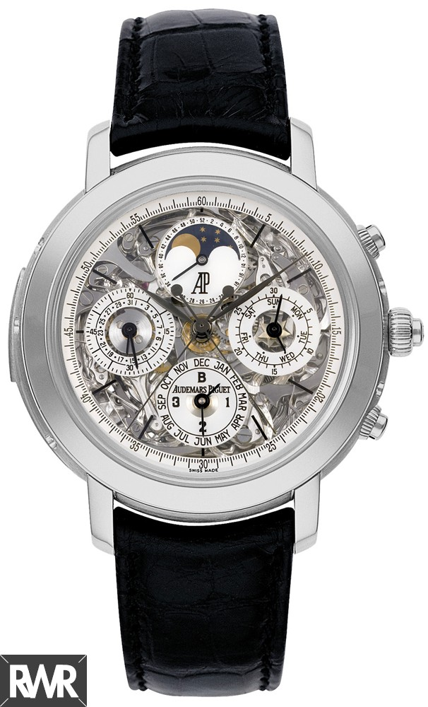 Replica Audemars Piguet Jules Audemars Grand Complication 25996PT.OO.D002CR.01