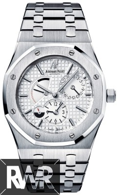 Fake Audemars Piguet Royal Oak Dual Time 26120ST.OO.1220ST.01
