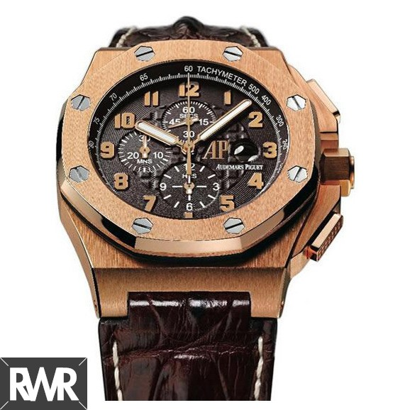Fake Audemars Piguet Royal Oak Offshore Arnold's All-Stars Chrono 26158OR.OO.A801CR.01