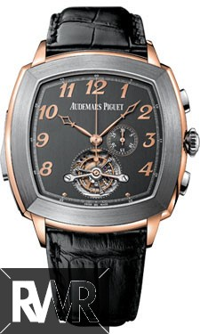 Replica Audemars Piguet Tradition Minute Repeater Tourbillon Chronograph Watch 26564RC.OO.D002CR.01