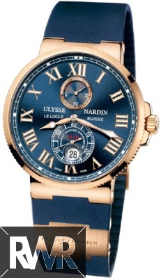 Replica Ulysse Nardin Maxi Marine Chronometer 43mm 266-67-3/43