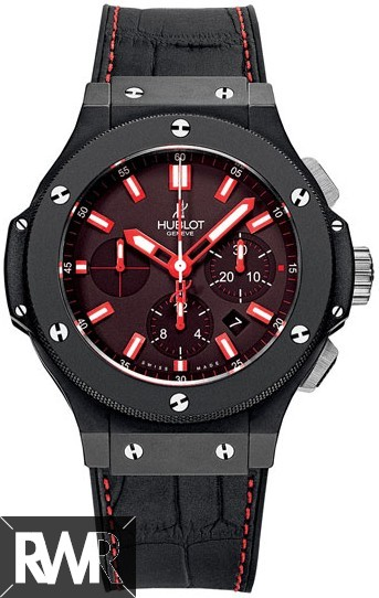 Replica Hublot Big Bang Chrono Red Magic 44mm 301.CI.1123.GR