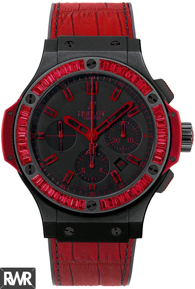 Replica Hublot Big Bang All Black Red 44mm 301.CI.1130.GR.1902.ABR10