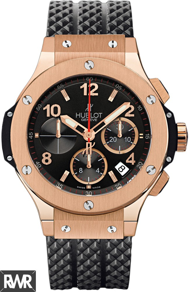 Hublot Big Bang Chronograph Rose Gold 44mm 301.px.130.rx replica.