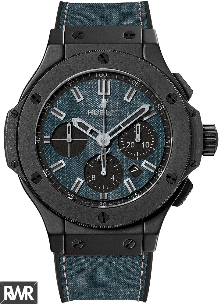 Replica Hublot Big Bang Dark Jeans Ceramic 301.CI.2770.NR.JEANS14
