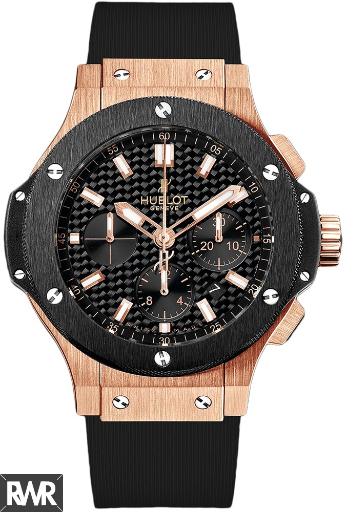 Replica Hublot Big Bang Evolution Gold Ceramic 301.PM.1780.RX