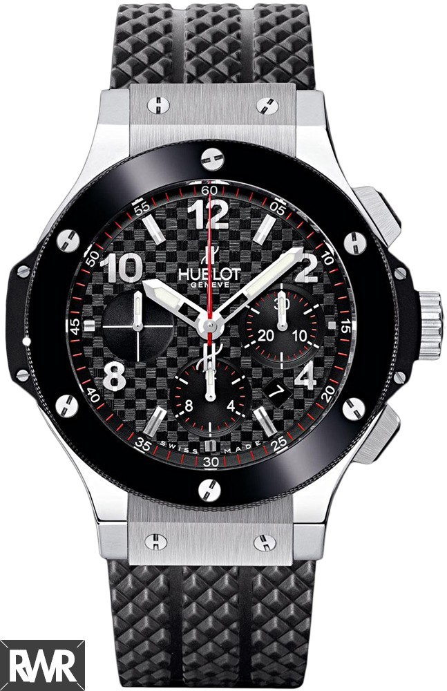 Replica Hublot Big Bang Steel Ceramic 44mm 301.SB.131.RX