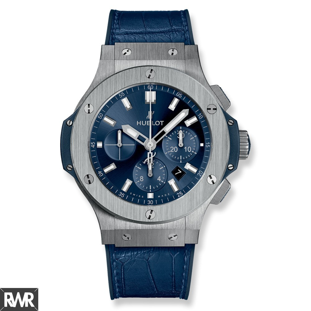 Hublot Big Bang Steel Blue 44mm fake