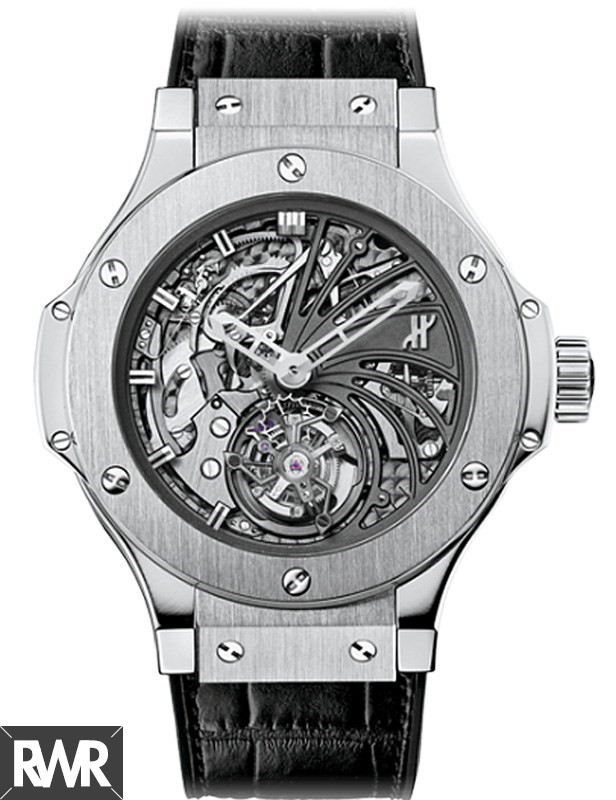 Replica Hublot Big Bang Minute Repeater Tourbillon Platinum 304.TX.1170.LR