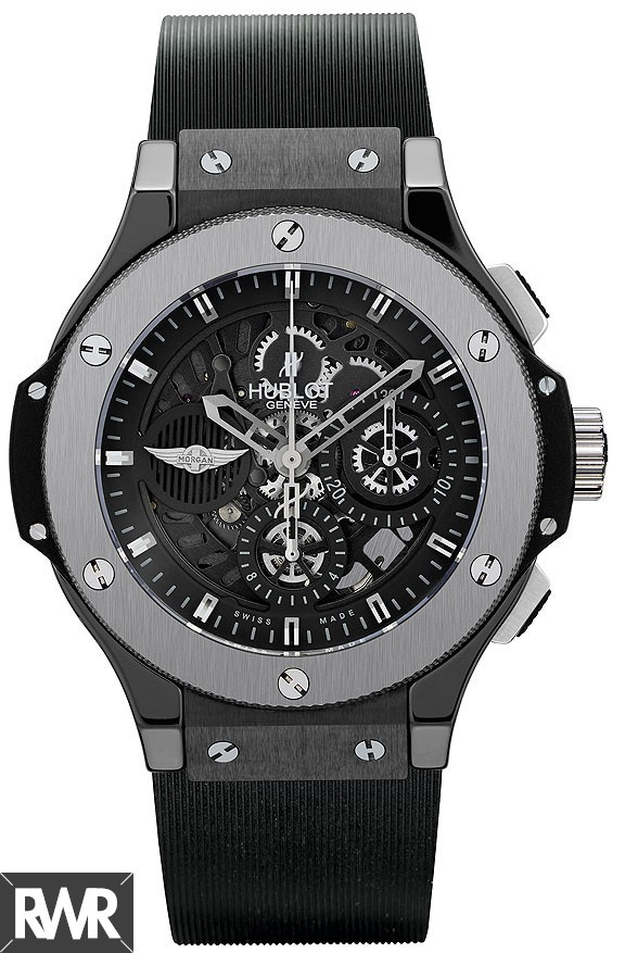 Hublot Big Bang Aero Bang Morgan watch 310.CK.1140.RX.MOR08 replica.