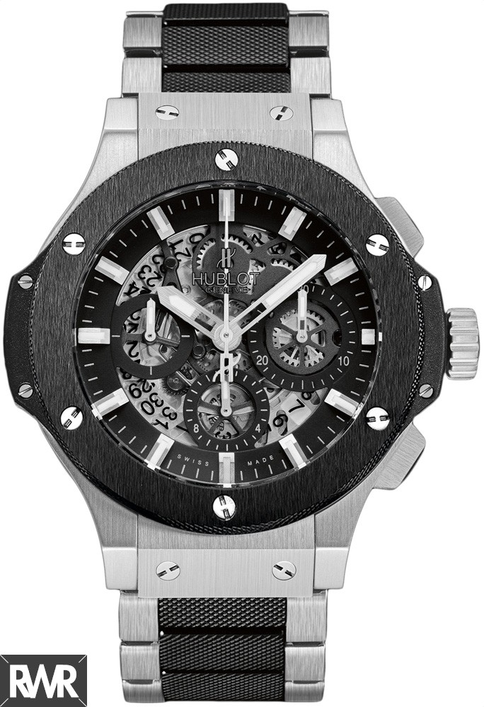 Replica Hublot Big Bang Aero Bang Steel 44mm 311.SM.1170.SM