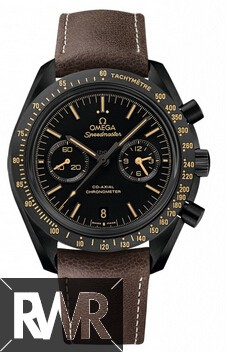 Fake Omega Speedmaster Dark Side Of The Moon Vintage Black 311.92.44.51.01.006 (Ceramic)