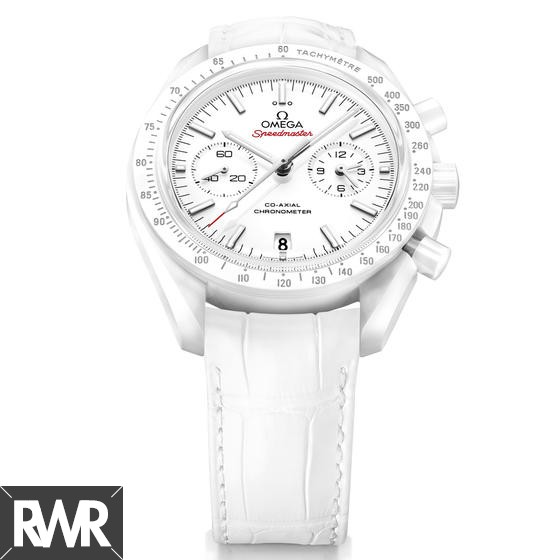 Fake Omega Speedmaster White Side of the Moon 311.93.44.51.04.002