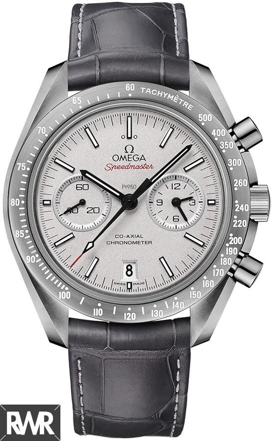 Fake Omega Speedmaster Grey Side of the Moon Co-Axial Chronograph 311.93.44.51.99.001