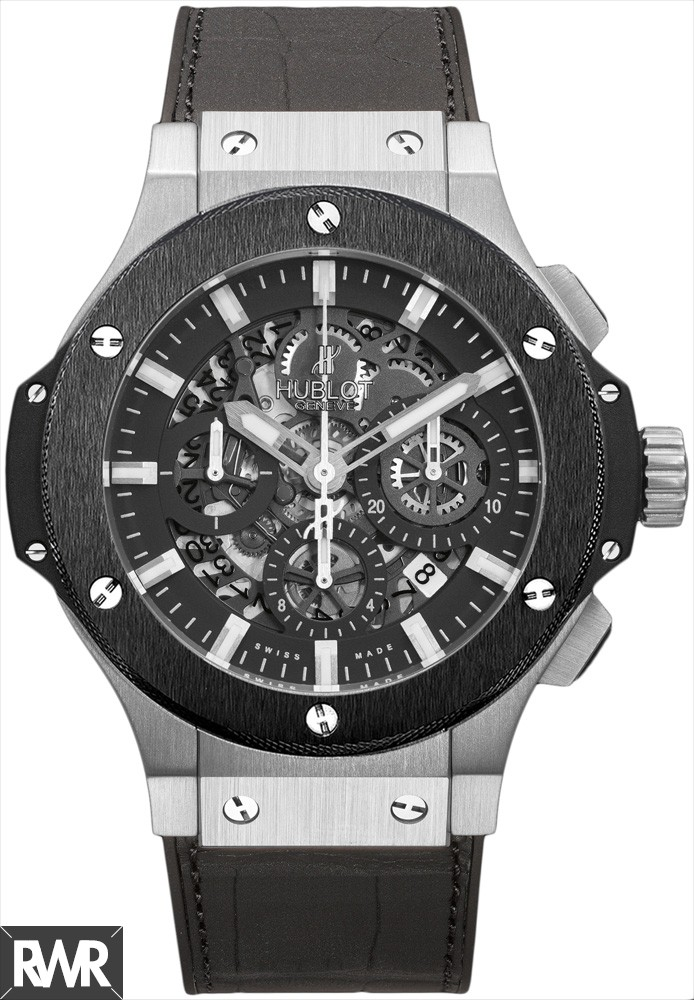 Replica Hublot Big Bang Aero Bang Steel 44mm 311.SX.1170.GR