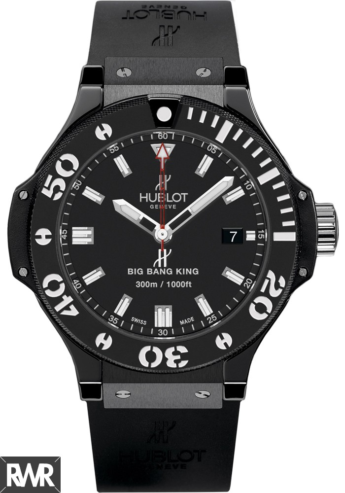 Replica Hublot Big Bang King Black Magic 44mm 312.CM.1120.RX