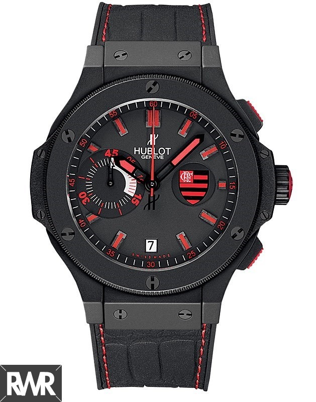 Hublot Big Bang Flamengo Bang 44mm Mens watch Replica 318.CI.1123.GR.FLM11