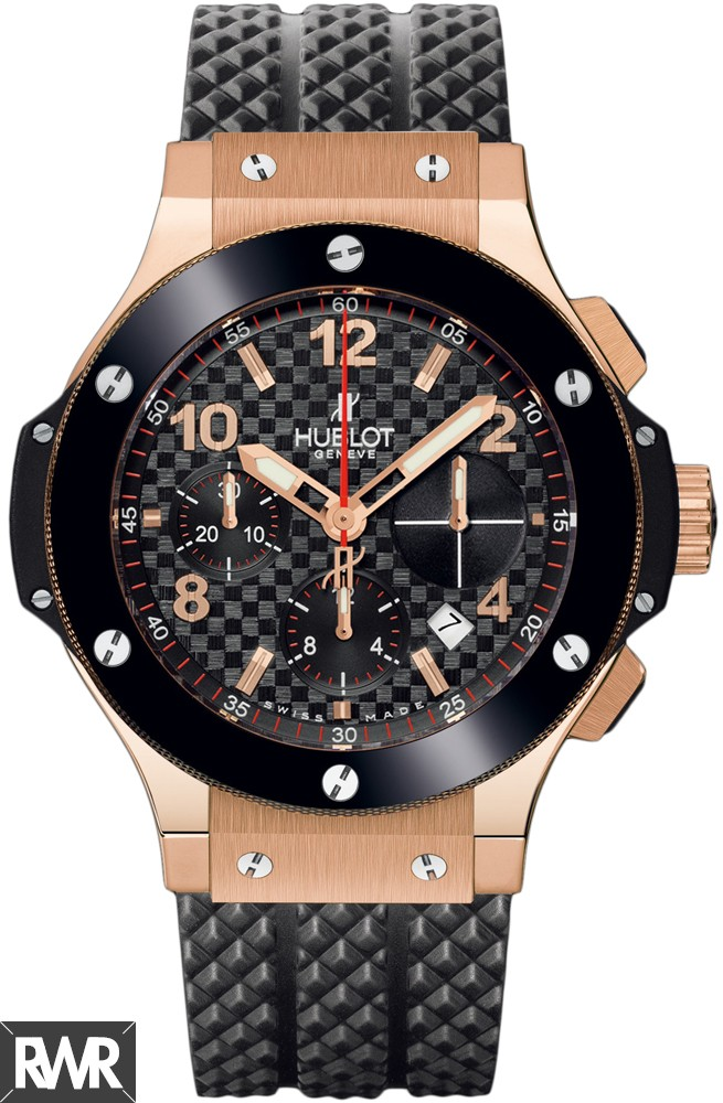 Replica Hublot Big Bang Chronograph Automatic 41mm 341.PB.131.RX