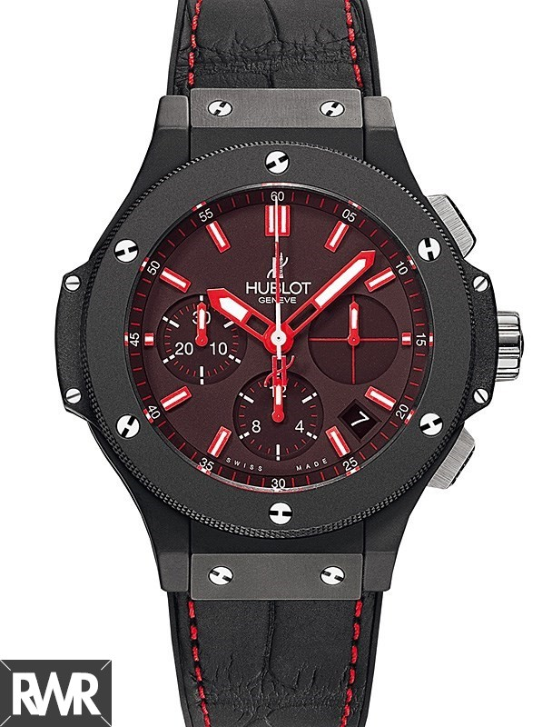 Replica Hublot Big Bang 41 mm Automatic Red Magic 341.CI.1123.GR
