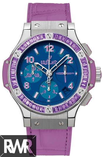 Replica Hublot Big Bang Pop Art Steel Purple 341.SV.5199.LR.1905.POP14