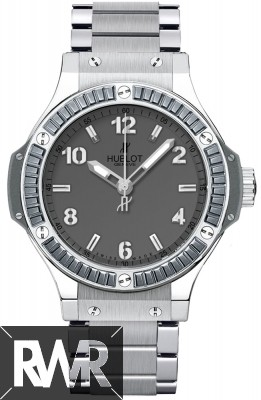Replica Hublot Big Bang 38mm Earl Gray Hematite 361.ST.5010.ST.1912