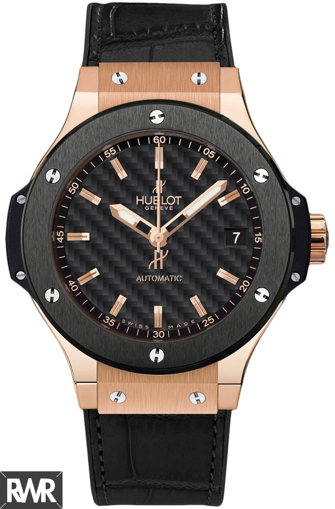 Replica Hublot Big Bang Gold Ceramic 365.PM.1780.LR