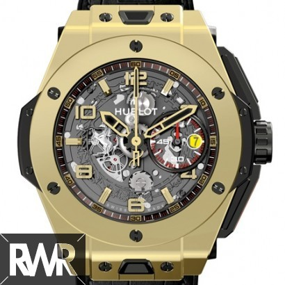 Replica Hublot Big Bang Ferrari Magic Gold 401.MX.0123.GR